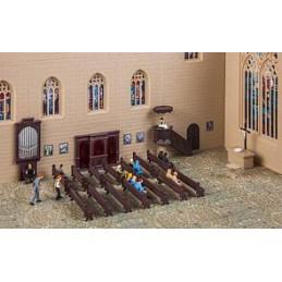Faller 180346 : kerk...