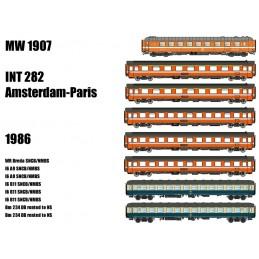 MW 1907, LSmodels set...