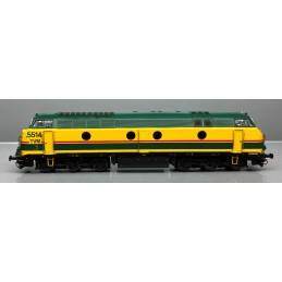 B-models Diesel 5514 TVM ,...