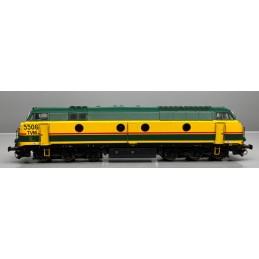 B-models Diesel 5506 TVM ,...