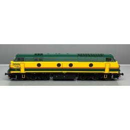 B-models Diesel 5509 TVM ,...