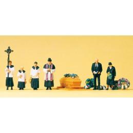 Preiser 10520 : Catholic...