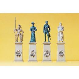 Preiser 10525 : Statues