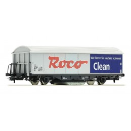 roco 46400 wagon clean