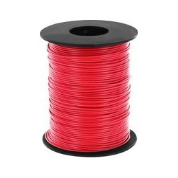 Wire red 100m