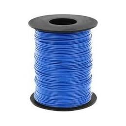 Wire blue 100m