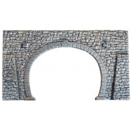 Noch 58248 : Tunnelportaal...