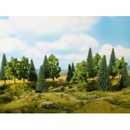 Noch 24621 : Gemengd bos