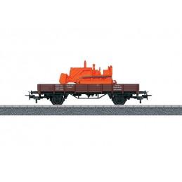 Marklin 4424 : Lageboordwagen