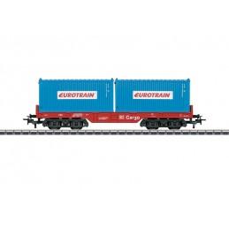 Marklin 44451 : Containerwagen