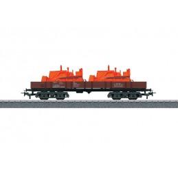 Marklin 4474 : Lageboordwagen