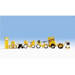 Noch 14842 : Post equipment