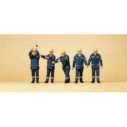 Preiser 10432 : Workers THW