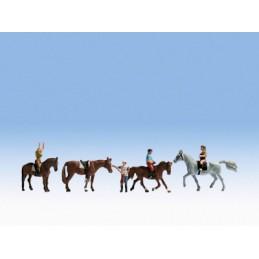Noch 15630 : Riders
