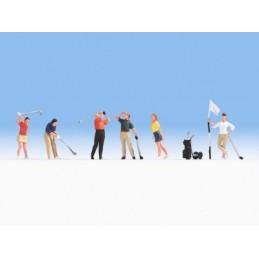 Noch 15885 : Golfers