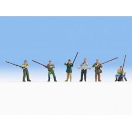 Noch 15892 : Fishermen