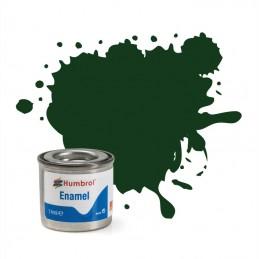 Humbrol 003 : Green Gloss