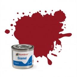 Humbrol 020 : Crimson Gloss