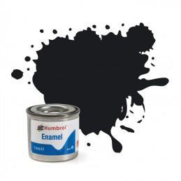 Humbrol 021 : Black Gloss