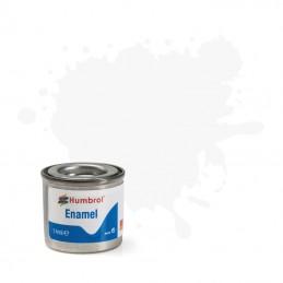 Humbrol 022 : White Gloss