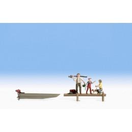 Noch 16802 : Family fishing