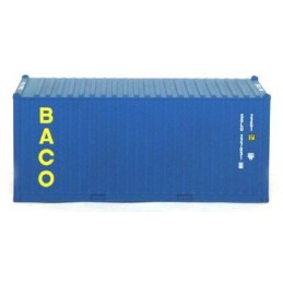 B-models container 20ft : BACO