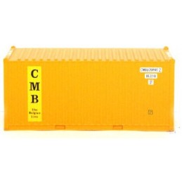 B-models container 20ft :...