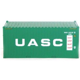 B-models container 20ft : UASC