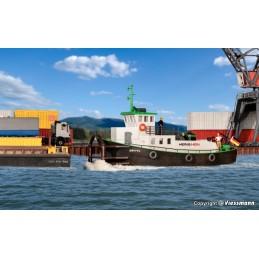 Kibri 38520  : Push boat