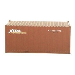 B-models container 20ft : XTRA
