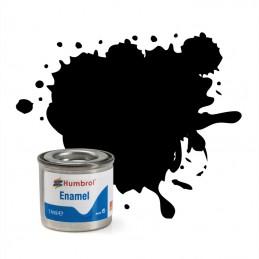 Humbrol 033 : Black Matt