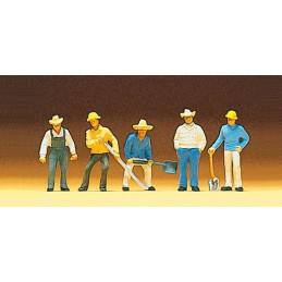 Preiser 10031 : Track workers