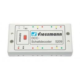 Viessmann 5209 DCC decoder