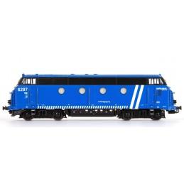 VB-9119 : Diesel loc 6297...