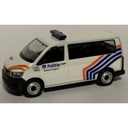Herpa 941914 : VW police
