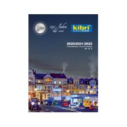 Kibri Katalog 2020/21/22