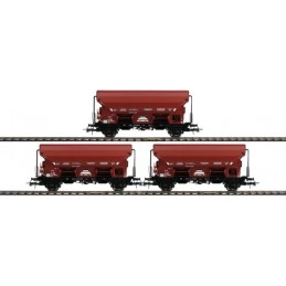 76179 set met 3 Tds wagens...