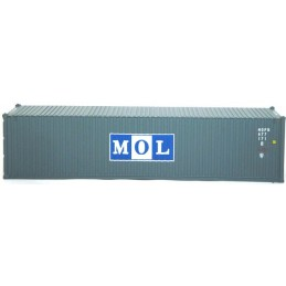 B-models container 40ft : MOL