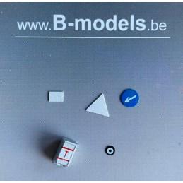 accessoris Belgium signal :...