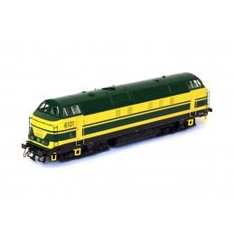 VB-1006 : Diesel loc 6101 ,...