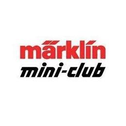 Marklin 8993 mini club rail