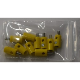 Marklin 7132 : yellow plug...