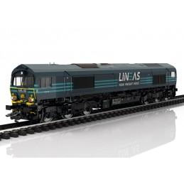 "Trix 22693 : Class 66 ""Lineas"""