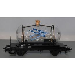 Marklin glas tankcar Merry...