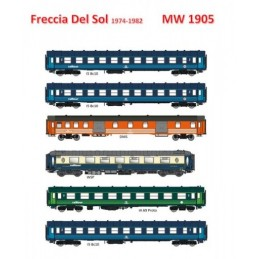 MW 1905, LSmodels set...