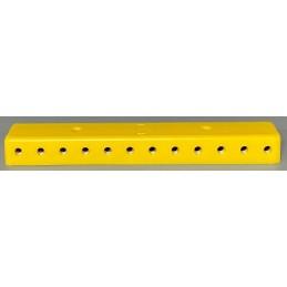 Distribution Strip Yellow