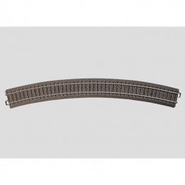 Marklin 24530 curved track R5
