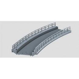 Marklin 74623 curved ramp R2