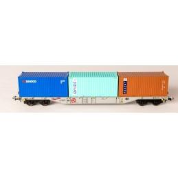 B-Models 54.153, Sgns + 3...