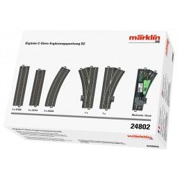 Marklin 24802 : Uitbreiding D2